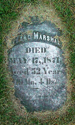 Edward Marshall
