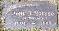 John's tombstone