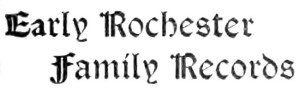 Early-Rochester-family-records