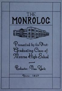 monroe-hs-1927