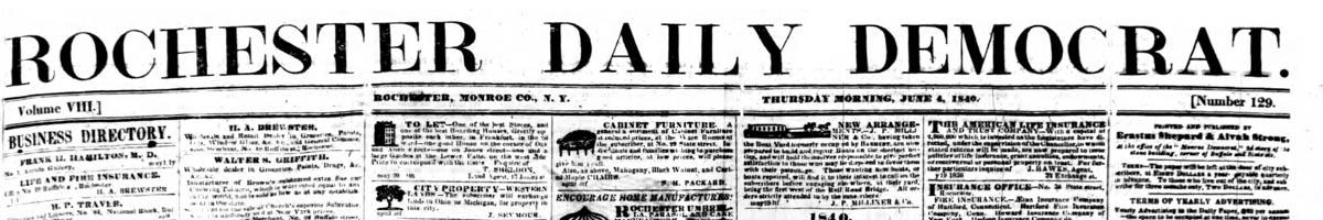 Rochester Daily Democrat