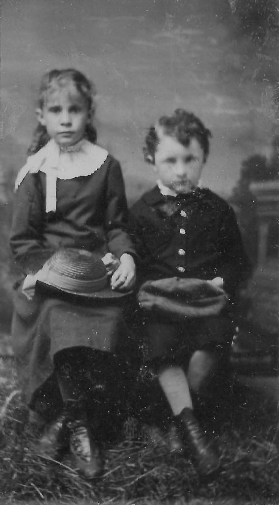 Maude and William Nicholson
