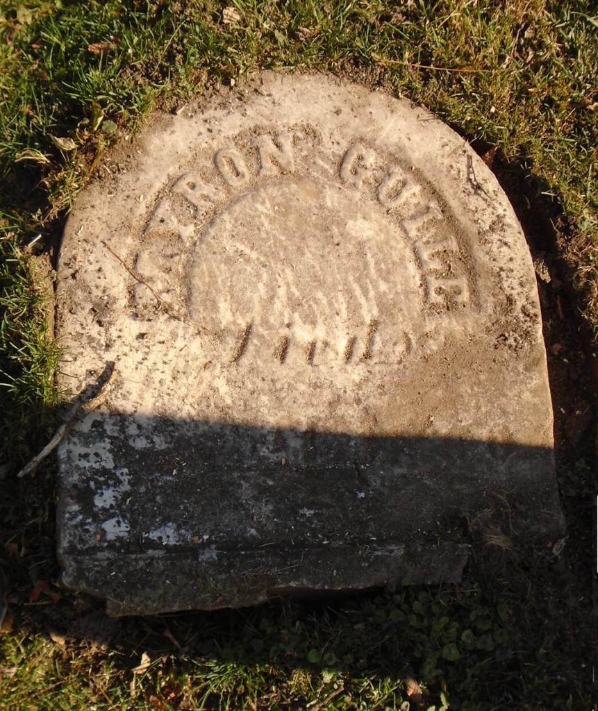 Myron Guile; died Nov. 21, 1860