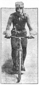 Oscar about 1910.