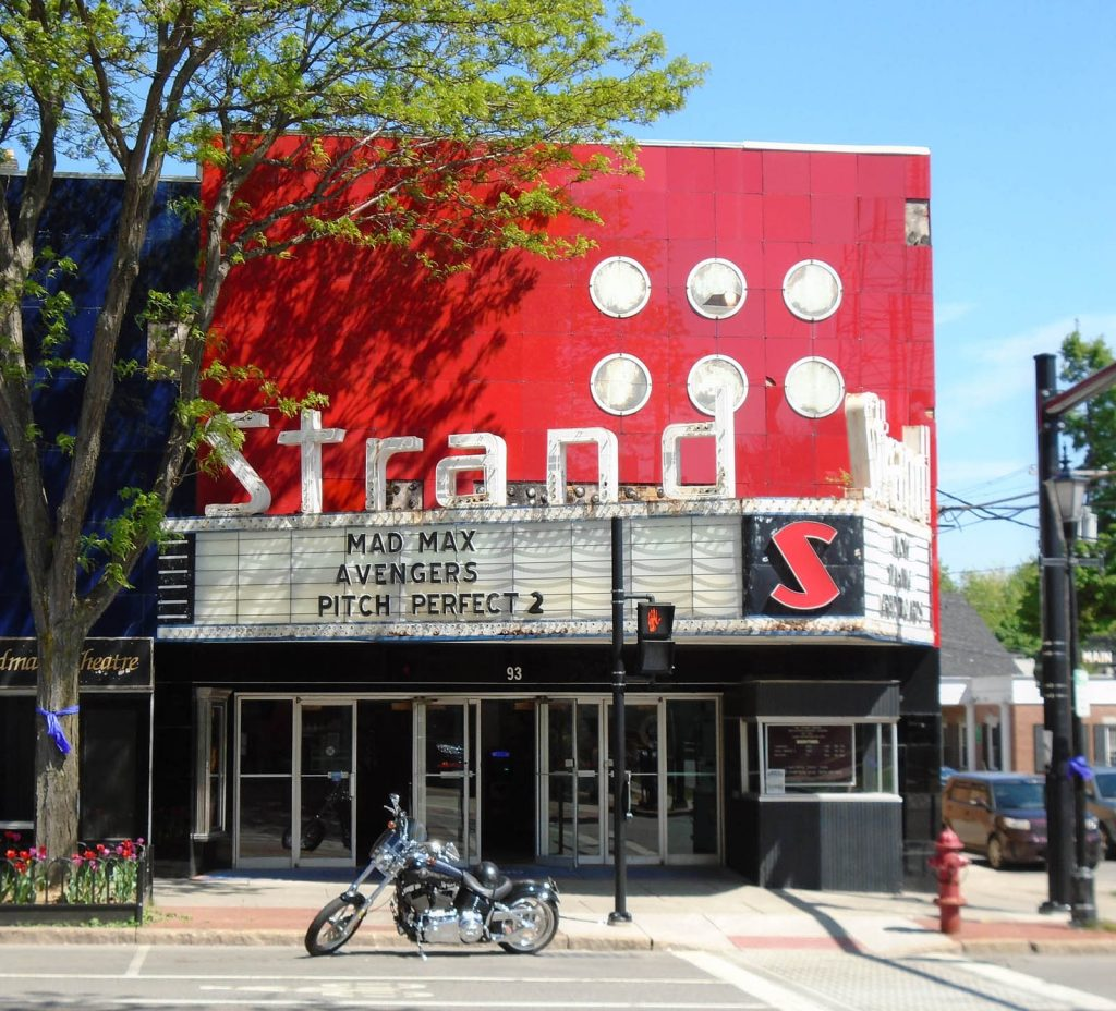 Strand Theater in 2015.