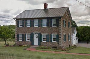 Tinker homestead in 2012.